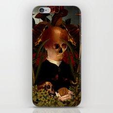 MEMENTO MORI VII iPhone & iPod Skin