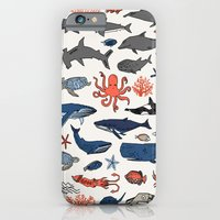 Ocean Animals  iPhone 6 Slim Case