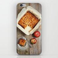 Apple Dessert iPhone & iPod Skin