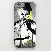 iPhone & iPod Case featuring Sinner Ramsay  by Paul Collis