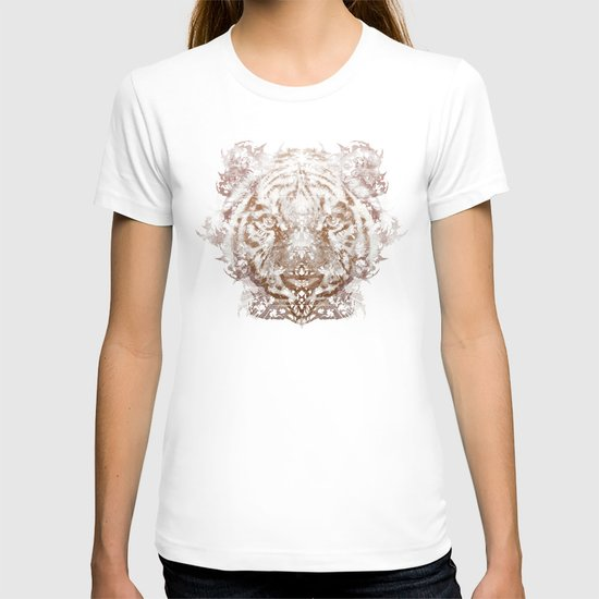 The White Tiger (Gold Version) T-shirt