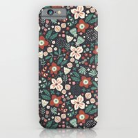 iPhone & iPod Case featuring Magical Garden by Anna Deegan