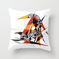 How do I know why I'm alive? Throw Pillow