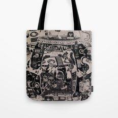 Contacto Real Tote Bag