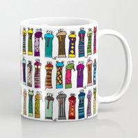Slithery Socks Mug