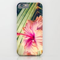 iPhone & iPod Case featuring The Silence Sea by Sharon Mau