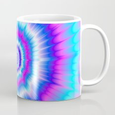 Boom in Blue and Pink Mug