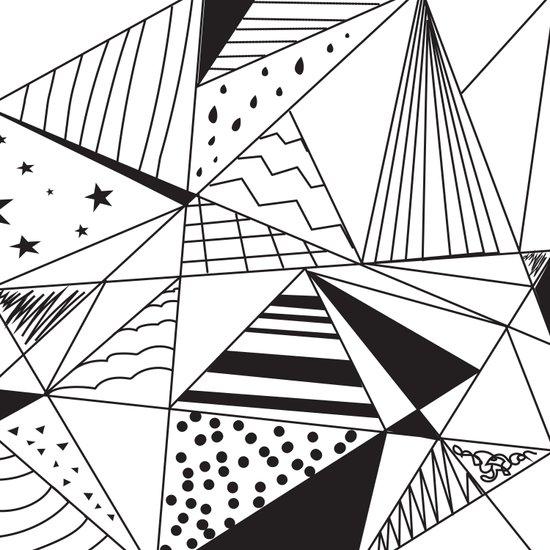 Triangle Dream Canvas Print