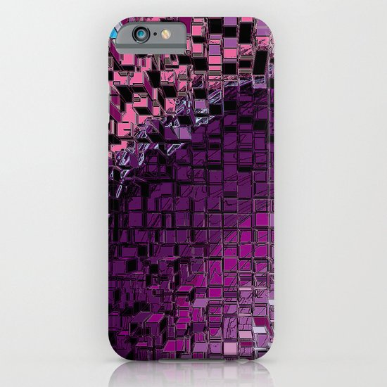 high atop comicbookland iPhone & iPod Case