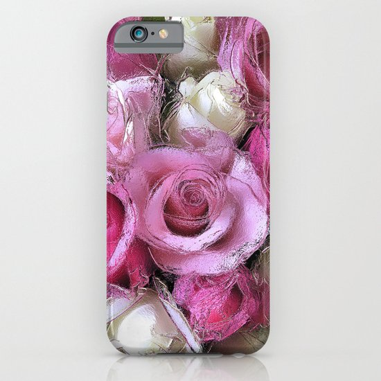 Glossy Roses iPhone & iPod Case
