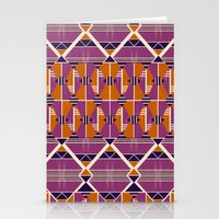 Geo 1 Stationery Cards