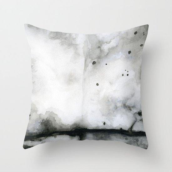 First Chance Throw Pillow