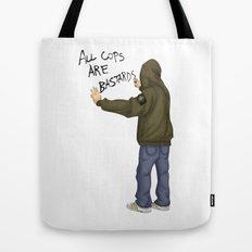 All Cops Are Bastard !!! Tote Bag