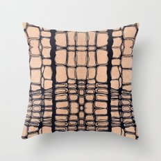 Inside the Tree Throw Pillow