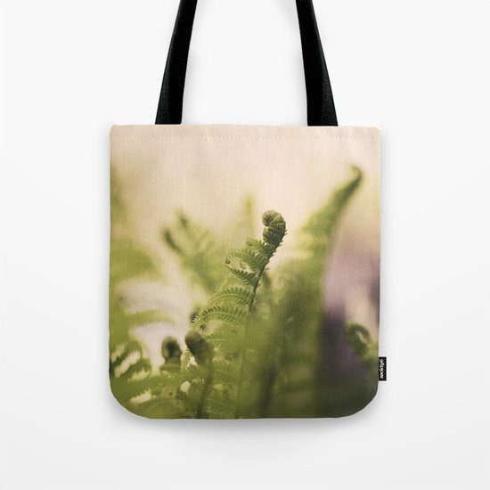 The Greening Tote Bag