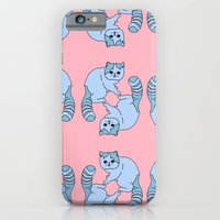 iPhone & iPod Case featuring Playful Kittens, 2014. by Tiffany Horan
