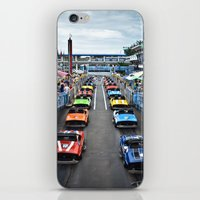 Tomorrowland Speedway iPhone & iPod Skin