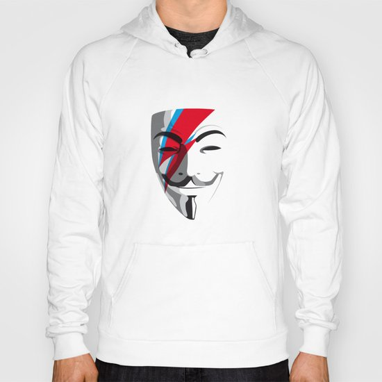 Viggy Starfawkes – Who wants to be anonymous? Hoody