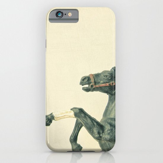 The Black Horse iPhone & iPod Case