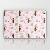 Easter Bunny Factory Laptop & iPad Skin