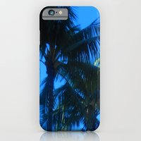 iPhone & iPod Case featuring Oahu: Some Trees by ParadiseApparel