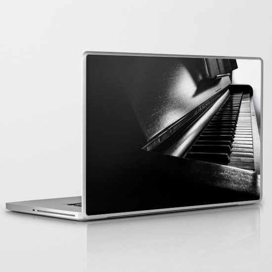 Quiet Temptation Laptop & iPad Skin