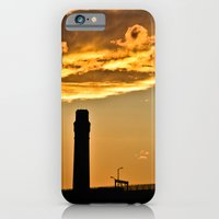 Golden Sunset iPhone 6 Slim Case
