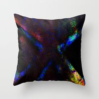 Zolpide May Cause Side E… Throw Pillow