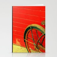 The Old Bike Stationery Cards
