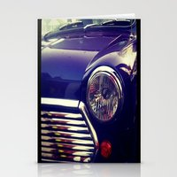 Classic Mini Equinox. Stationery Cards