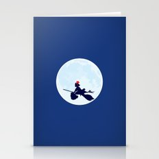 Kiki's Delivery Service Poster Stationery Cards