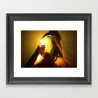 Baghead No. 2 Framed Art Print