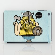 Pillage and Plunder iPad Case