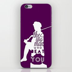 Beat You iPhone & iPod Skin