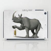Cork it, Durer! iPad Case