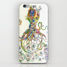The Impossible Specimen 2 iPhone & iPod Skin