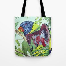 Paint by Numbers Tote Bag