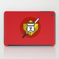 Gryffindor House Crest Icon iPad Case