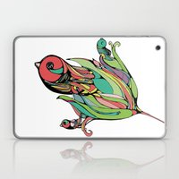 Rising Of The Birdy Gods Laptop & iPad Skin