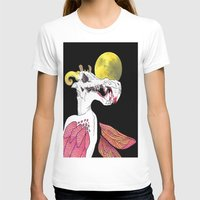 Retrospect Womens Fitted Tee White SMALL