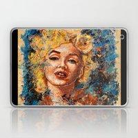 Blonde Bombshell Laptop & iPad Skin