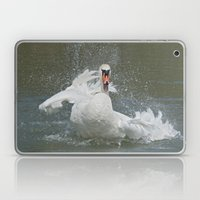 Splish Splash Laptop & iPad Skin