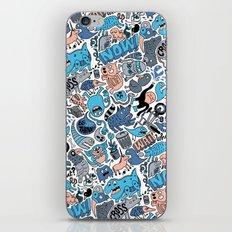 Gross Pattern iPhone & iPod Skin