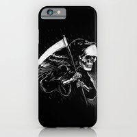 DEATH WILL HAVE HIS DAY iPhone 6 Slim Case