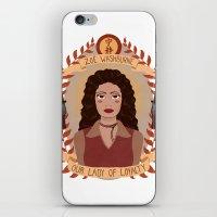 Zoë Washburne iPhone & iPod Skin