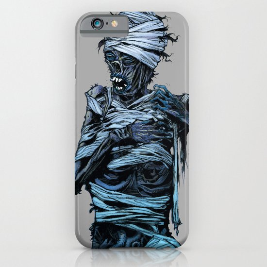 Death is not the end iPhone & iPod Case