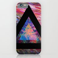 Marble Triangle iPhone 6 Slim Case
