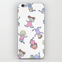 Child's Play iPhone & iPod Skin