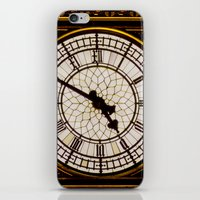 Big Ben London iPhone & iPod Skin