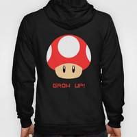 Grow Up! (Super Mario) Hoody